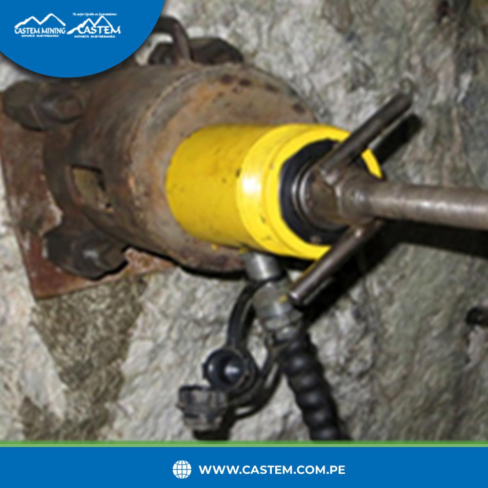 Reparación de probadores hidráulicos