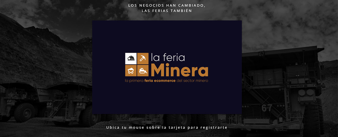 La Feria Minera 15 Octubre al 15 Noviembre 2020