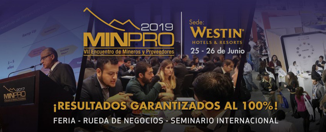 MINPRO 25 – 26 Junio 2019