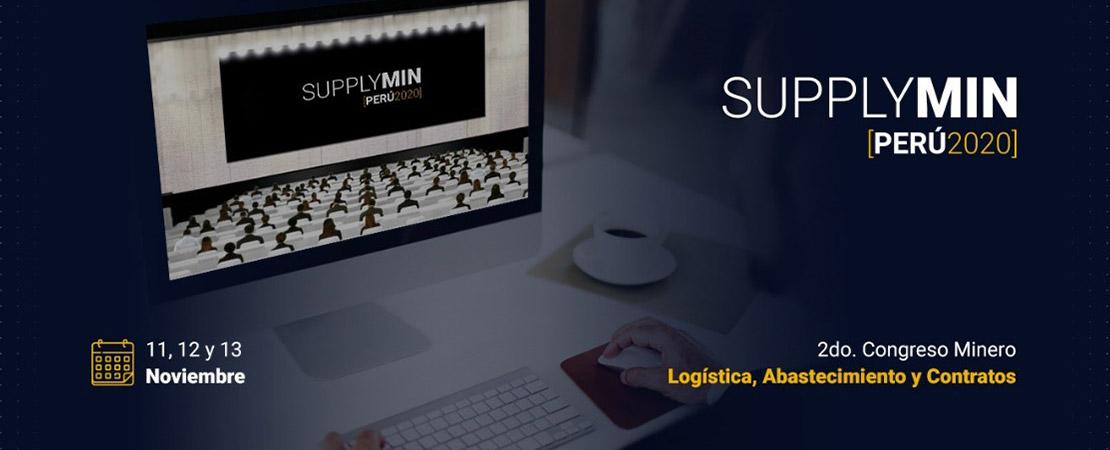 Supplymin 2020 11 – 13 Nov.