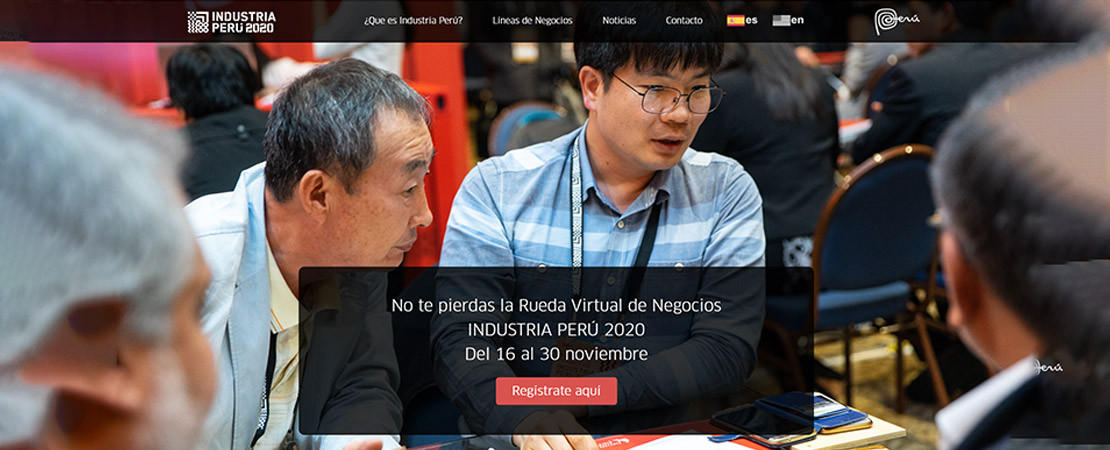 Industria Perú 16 – 30 Nov